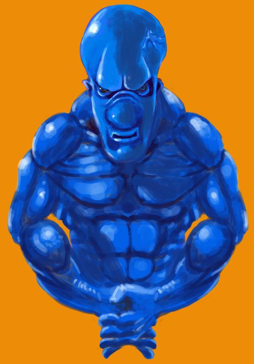 Blueossan